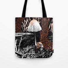 Night Walk Tote Bag