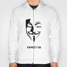 Expect us Hoody