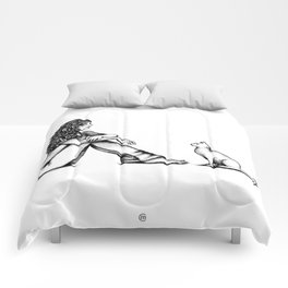 Nonverbale Communication Comforters