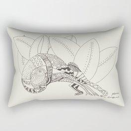 Pasiòn in Amazzonia Rectangular Pillow