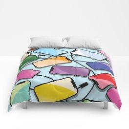 Notch Smartphones Comforters