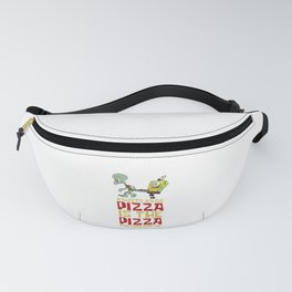 Krusty Krab Pizza Fanny Pack