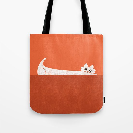 Mark's Superpower: cat Superstretch Tote Bag
