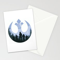 Rogue Rebels Stationery Cards