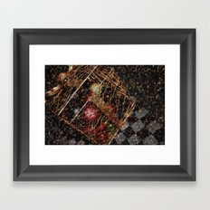 Feels like Christmas Framed Art Print