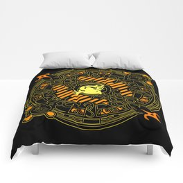 Ifrit fayth Comforters