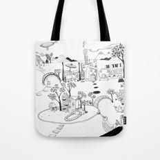 My own Wonderland... Tote Bag