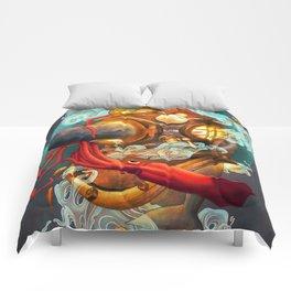 Deep Sea Diver Comforters