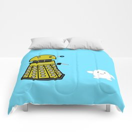 Exterminate the Fat Comforters