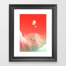 Crystal Seeker 1 Framed Art Print