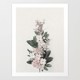 Flowers near me 9 Art Print
