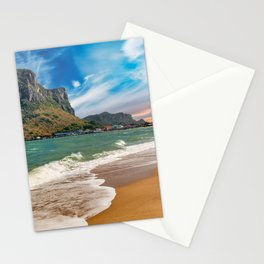 Ao Noi beach Thailand Stationery Cards