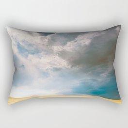 A Light in the Storm Rectangular Pillow