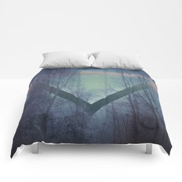 Pagan mornings Comforters