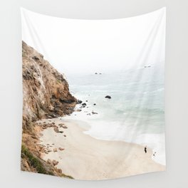 Malibu California Beach Wall Tapestry