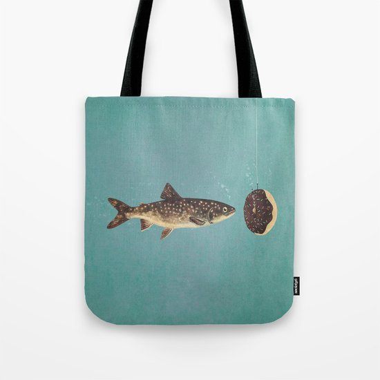 Irresistible Bait  Tote Bag