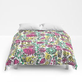 Letters Comforters