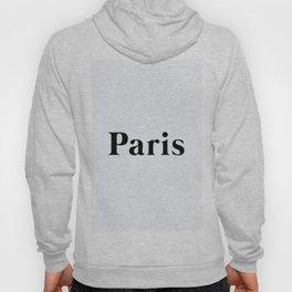 64. Paris Hoody
