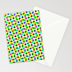 COLORFUL DOT Stationery Cards