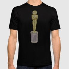 Oscar MEDIUM Mens Fitted Tee Black