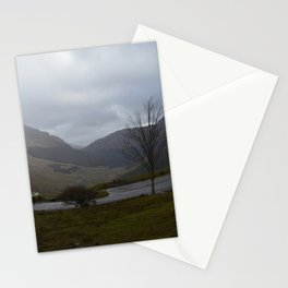 Scotland Mountain Side Stationery Cards