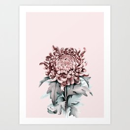 Flowers near me 5 Art Print