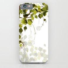 Jungle Swirls And Twirls iPhone 6s Slim Case