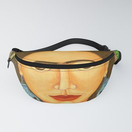 My homage to Frida Fanny Pack