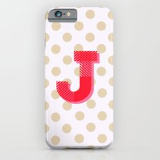 J is for Joy Slim Case iPhone 6s