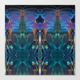 Dreaming of Peacocks Canvas Print
