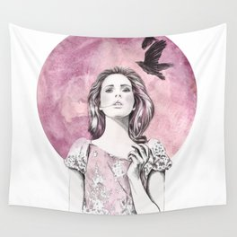 The Birds Wall Tapestry