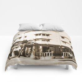 Collins Avenue, Miami Beach Comforters