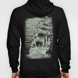 Caleuche Ghost Pirate Ship Variant Hoody