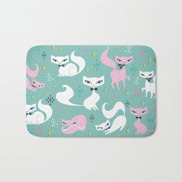 Swanky Kittens Bath Mat