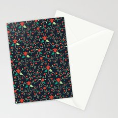 Tangled Flowers Stationery Cards