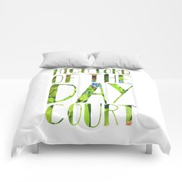 High Lord of the Day Court Comforters