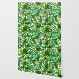 green tropic Wallpaper