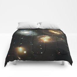 Galactic wreckage Comforters