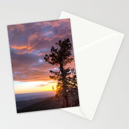 Grand Canyon, Parashant International Night Sky Province Stationery Cards