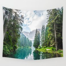 The Place To Be Wall Tapestry