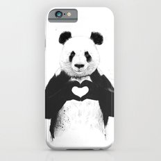 All you need is love Slim Case iPhone 6