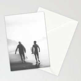 Surfers bond Stationery Cards