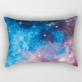 All The Space I Need Rectangular Pillow