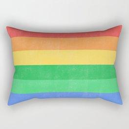 Break II Rectangular Pillow