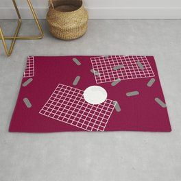 80's Office Supplies No. 3 Rug