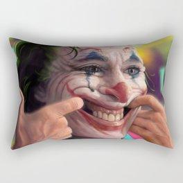 Arthur Fleck Rectangular Pillow