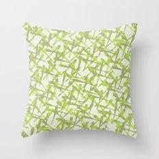 Untitled I   Manzana Throw Pillow