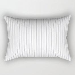Grey Harbour Mist Mattress Ticking 2018 London Fashion Color Rectangular Pillow
