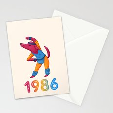1986 Stationery Cards