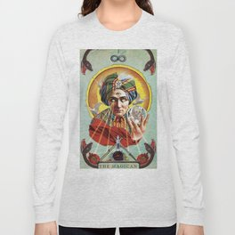 TAROT - THE MAGICAN I Long Sleeve T-shirt